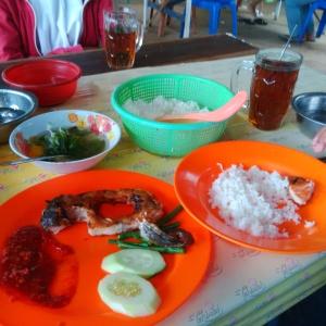 Salah satu menu khas Kalimantan Selatan